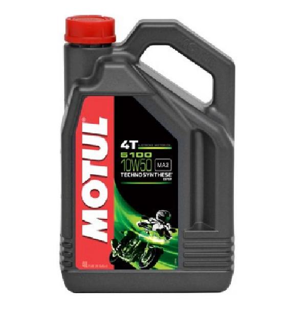 Масло моторное Motul 5100 4T 10W-50 4л