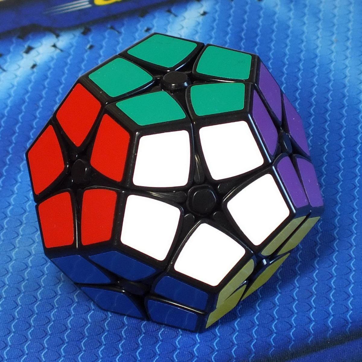 Кубик Мегамінкс 2х2 Shengshou Cube Kilominx, в коробці
