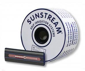 Капельная лента щелевая Sunstream 10см, 6mill (бухта 2500 м)