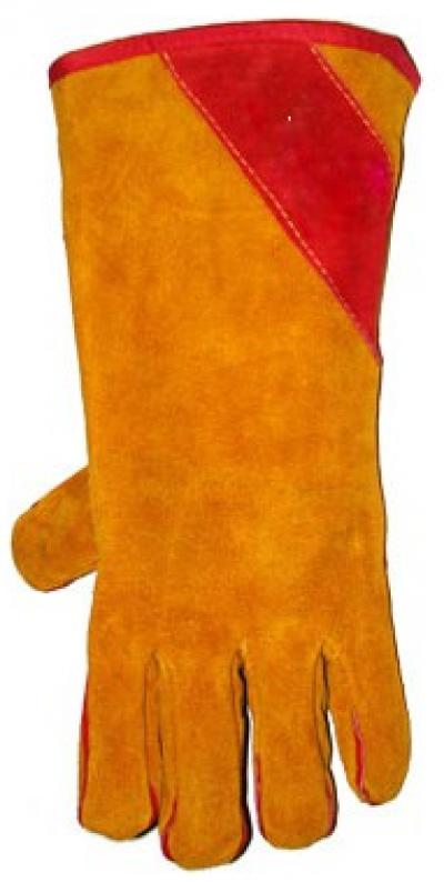 Захисні рукавиці (краги) виготовлені з ялової шкіри на підкладці СП-23