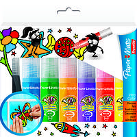 Набор  витражных красок Paper Mate