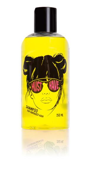 Шампунь Must Have для чутливого і фарбованого волосся Відновлення та харчування