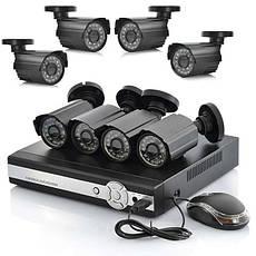Видеорегистраторы для камер Green Vision