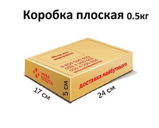 Коробка плоская 0.5 кг