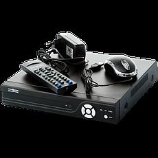 Видеорегистраторы гибридные AHD