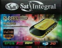 Спутниковый тюнер, Sat-Integral S-1258 HD RACING
