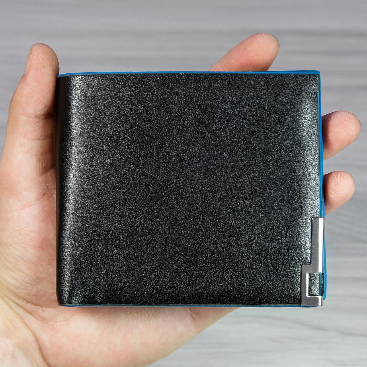 Кошелек мужской Baellerry 3003-0040 Small Blue