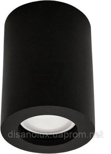 Светильник Потолочный Downlight PL-07 GU5.3  Ф72мм*H110мм (черный)