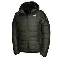 Осенне-весенняя куртка Tiger Force черная,  синяя, бордо,хаки, фото 1
