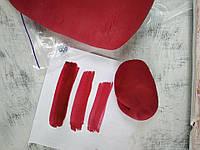 Мастика для лепки фигурок и цветочной флористики цвет - Марсал 0,5кг