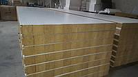 Панель-сэндвич, производство панель с минеральной ватой