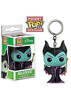 Фигурка - брелок Pocket pop keychain Disney - Maleficent 3.6 см