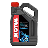 Масло моторное Motul 3000 4T 10W-40 4л