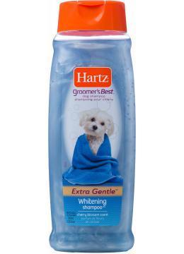Hartz Groomer's Best Whitener Шампунь для собак со светлой шерстью