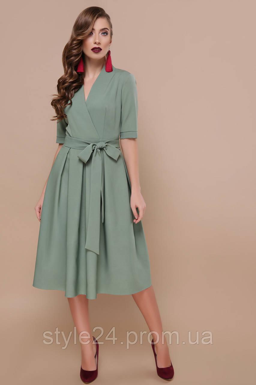 ЖІноче нарядне плаття з поясом.Р-ри 44-48  продажа a25b3fc6d5293