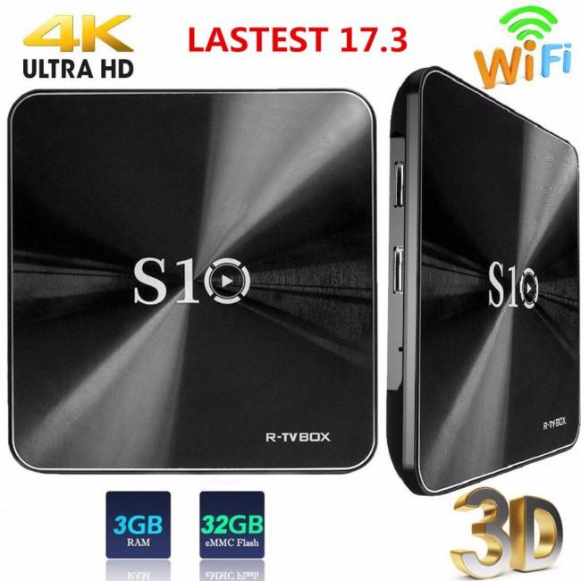 """Приставка Smart TV R-TV BOX S10 """"Over-Stock"""" Б/У"""