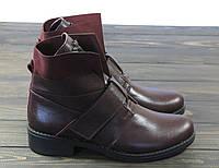 Женские модные ботинки Lonza 302 BORDO размер 36 23,5 см, фото 1