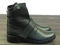 Женские модные ботинки Lonza 302 GREEN размер 36 23,5 см, фото 1
