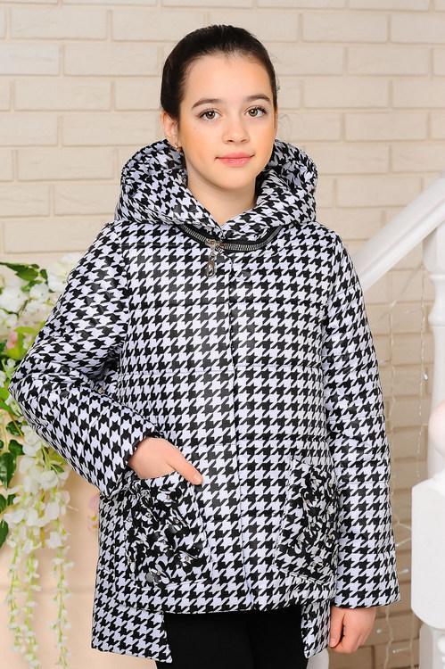 Куртка демісезонна для дівчинки до 42 р.