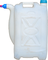 Канистра с носиком 30 литров