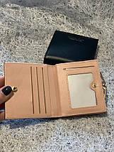 Складной женский кошелек «1091», фото 2