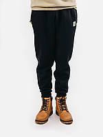 Мужские спортивные штаны утепленные Urban Planet FLEX W BLK