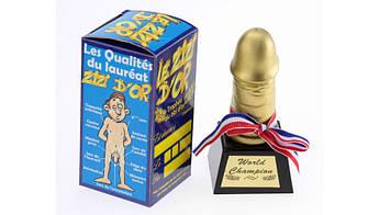 Кубок золотой ОН (только для sexshop)