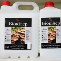 "Антибактериальная грунтовка для стен ""Біокілер"" 5л"