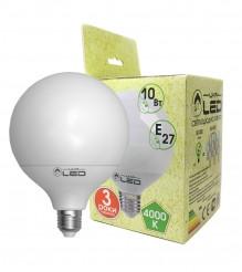 Светодиодная лампочка Е27 10W