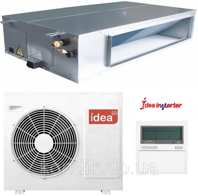 Кондиционер Idea ITB-24HR-PA6-DN1 канальный инвертор