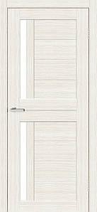 Дверное полотно Cortex Deco 01 дуб bianco