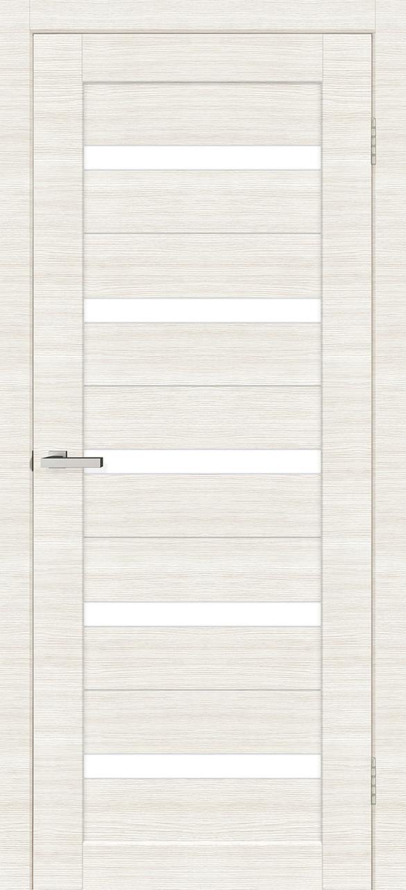 Дверное полотно Cortex Deco 07 дуб bianco line