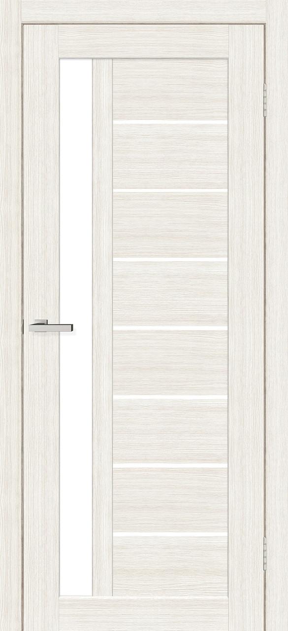 Дверное полотно Cortex Deco 09 дуб bianco