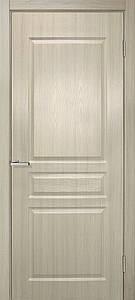 Барселона дверное полотно глухое дуб беленый