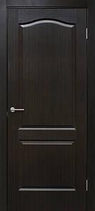 Классика дверное полотно Омис глухое венге