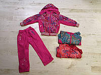 Спортивный костюм 2 в 1 для девочек оптом, Crossfire, 98-128 см,  № CR88-03, фото 1