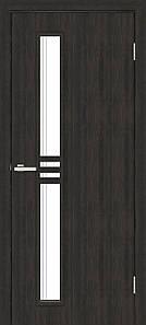Дверное полотно Омис остекленное фотопечать венге Нота