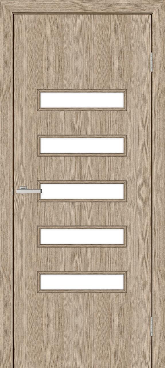 Аккорд 3 дверное полотно остекленное сосна мадейра