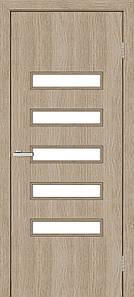 Дверное полотно остекленное Омис Сосна Мадейра Аккорд 3