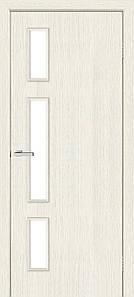 Дверное полотно Омис остекленное сосна сицилия Соло