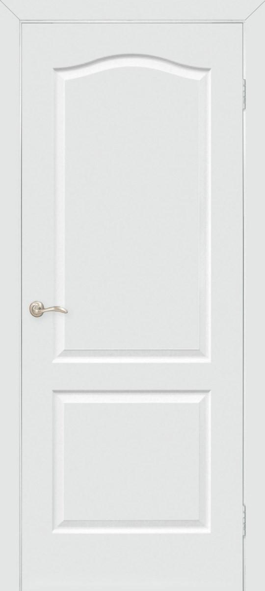 Классика дверное полотно глухое под покраску