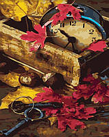 Картина по номерам Осень (40 х 50 см, в коробке)