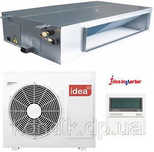 Кондиционер Idea ITB-36HR-PA6-DN1 канальный инвертор, фото 2