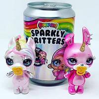 Таинственный набор Sparkly Critters Пупси Криттерс