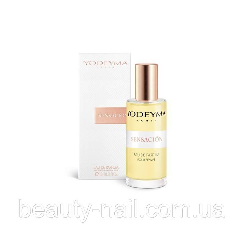 SENSACIÓN жіночі парфуми Yodeyma 15 мл