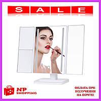 Зеркало с LED подсветкой - Mirror to your beauty, фото 1