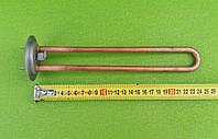 МІДНИЙ тен для бойлерів Thermex 700W (на фланці Ø63мм) / з місцем під анод М4 KAWAI, фото 1