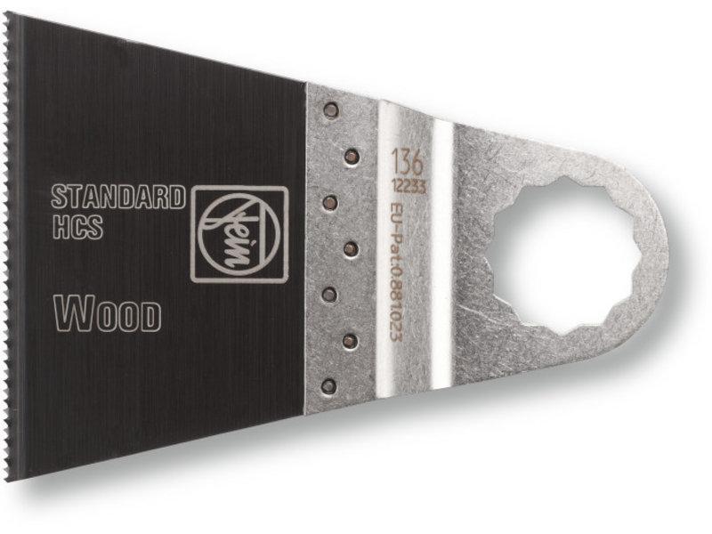 Стандартное пильное полотно FEIN E-Cut, модель 136 Wurth