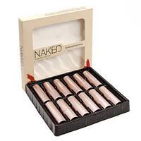 Набір помад Naked Retro matte lipstick, фото 1