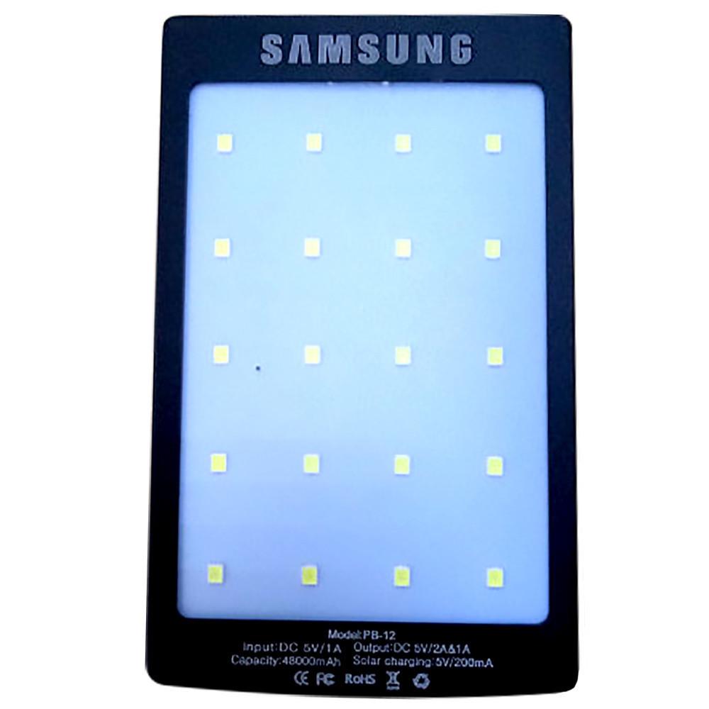 Power Bank Samsung Solar (48000 mAh) PB 12
